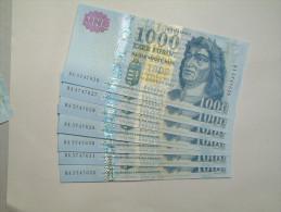 % Banknote - Hungary - 1000 HUF - 2011 UNC - DA574 - Ungarn