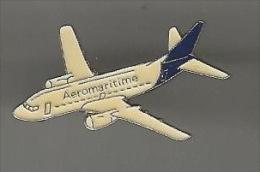 34668-Pin's.Avion.Aviatio N.Aeromaritime.. - Aerei