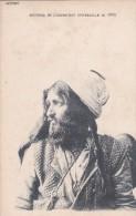 IRAN   DERVICHE FUMEUR D´ OPIUM  Ermite Iran Perse PERSIA  Exposition Universelle 1900 à PARIS - Iran
