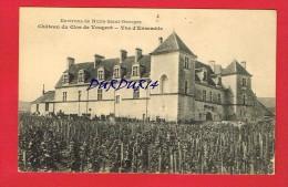 Côte D´Or - VOUGEOT - Château Du Clos ..... - Vue D'ensemble - Frankrijk