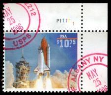 Etats-Unis / United States (Scott No.2544A - Navette Spatiale / ENDEAVER / Space Shuttle) (o) TB / VF - Etats-Unis