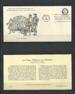 U.S.A.   WASHINGTON  F.D.C. CONSEIL INTERNATIONAL DES  MUSEES (  ANDREA  DELLA  ROBBIA )  ) - Amérique Centrale