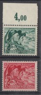 DR Minr.684 OR-685 Postfrisch - Deutschland