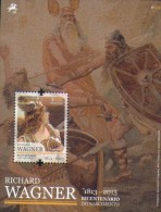 Portugal ** & Bicentenary Of The Birth Of Richard Wagner And Verdi 2013 (7888) - 1910-... République