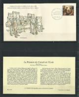 CANADA  OTTAWA  F.D.C. CONSEIL INTERNATIONAL DES  MUSEES (  ROBERT  HARRIS ) - Premiers Jours (FDC)