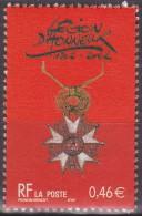 Timbre-poste Neuf** - Bicentenaire De La Légion D´honneur - N° 3490 (Yvert) - France 2002 - Neufs