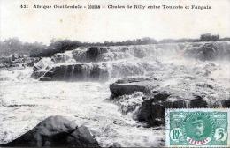 SENEGAL 1909 - Afrique Occidentale SOUDAN Chuten De Billy Entre Toukoto Et Fangala, Gel.1909, Sondermarke - Senegal