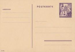 GG Ganzsache Minr.P9 Postfrisch - Deutschland