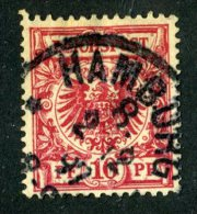 10162  Reich 1897 ~ Michel #47da  ( Cat.€2.50 ) - Offers Welcome. - Usados