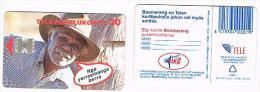 FINLANDIA (FINLAND) - TELE (CHIP) -  1996 BOOMERANG - USED -  RIF. 8150