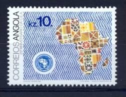 ANGOLA 1983  Economic Association - Angola