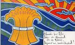 Les Chefs D´oeuvre De La Carte Postale  NEUDIN,ADECA, Tirage Limité 1000ex 1977, G COMBAZ Les Elements,La Terre - Combaz