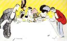 Les Chefs D´oeuvre De La Carte Postale  NEUDIN,ADECA, Tirage Limité 1000ex 1978 SEM Collection Des Cent - Illustrateurs & Photographes