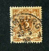 10209  Reich 1898 ~ Michel #45   ( Cat.€7. ) - Offers Welcome. - Oblitérés