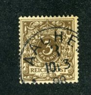 10215  Reich 1891 ~ Michel #45   ( Cat.€3. ) - Offers Welcome. - Duitsland