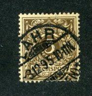 10216  Reich 1891 ~ Michel #45   ( Cat.€3. ) - Offers Welcome. - Gebraucht