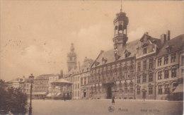 Mons - Hôtel De Ville (1912) - Mons