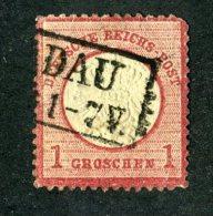 10234A  Reich 1874 ~ Michel #19   ( Cat.€8. ) - Offers Welcome. - Oblitérés