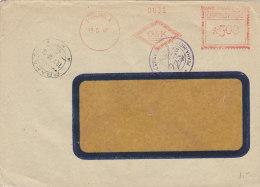 Tschechoslowakei Freistempel *5oo, Praha 1 - 19.5.1948, Der Fa. O&K + Zwei Nebenstempel - Checoslovaquia