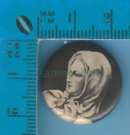 Pin's Backpin Religion   ( Sainte Marguerite Bourgeois )  Pin - Unclassified