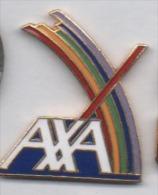 Superbe pin�s en EGF , assurance mutuelle , AXA