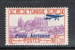 TUNISIE AERIEN N°7 N* - Airmail