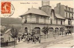 LONGWY - BAS - La Poste  (69119) - Longwy