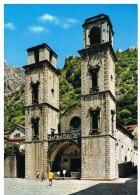 Kotor : La Cathédrale - Montenegro