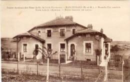 MANCIEULLES - Sté Anonyme Des Mines De Fer De SAINT PIERREMONT - Cité Ouvrière(69137) - Frankrijk