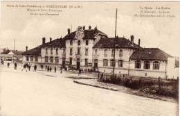 MANCIEULLES - Mines De Fer De ST PIERREMONT - La Mairie, Les Ecoles  ... (69141) - Frankrijk