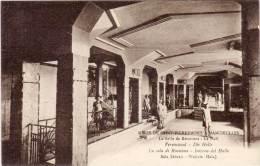 MANCIEULLES - Mines De Fer De ST PIERREMONT - La Salle De Réunion, Le Hall .. (69142) - France