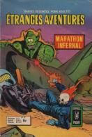 ETRANGES AVENTURES  N° 57 BE AREDIT 01-1978 COMICS POCKET - Etrange Aventure
