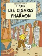BD MINI FORMAT TINTIN LES CIGARES DU PHARAON - Tintin