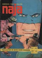 NAJA N° 12 BE GEMINI 12-1967 - Petit Format