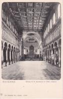 PC Ravenna - Chiesa Di S. Apollinare In Città - Interno (5581) - Ravenna