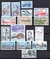 Années 77-78 Complètes, Entre 61 / 62 – 64 /78**, Cote 66,40 €, - Unused Stamps