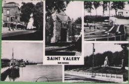 80 SAINT-VALERY-sur-SOMME - Vues Diverses - Saint Valery Sur Somme