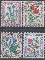 France Taxe N°96-97-99 Et 101 Obl. - Portomarken