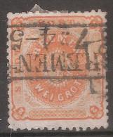 Bremen 1866 #10a