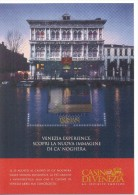 PROMOCARD N°  8149   CASINO DI VENEZIA - Pubblicitari