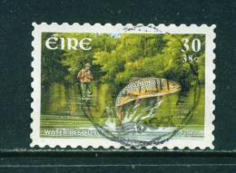 IRELAND  -  2001  Europa  30p  Used As Scan - Usati