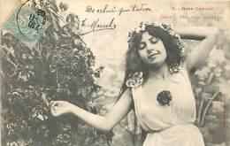 Réf : M-14-1113  : Edition Bergeret éditeur à Nancy Beau Caprice  ( 1 Pli) - Ansichtskarten