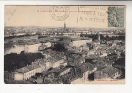 Toulouse Vue Générale Prise Du Dome De La Grave - Toulouse