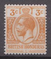 British Honduras, 1913, SG 103, Mint Hinged - British Honduras (...-1970)