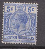 British Honduras, 1913, SG 104, Mint Hinged - British Honduras (...-1970)