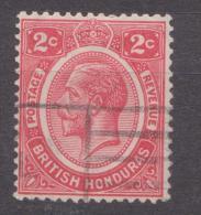 British Honduras, 1922, SG 128, Used - British Honduras (...-1970)