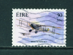 IRELAND  -  2000  Military Aircraft  30p  Used As Scan - Usati