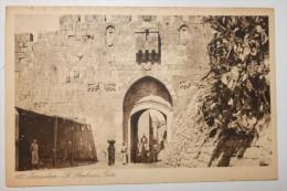 AA - JERUSALEM - PORTE ST ETIENNE - ST STEPBANSTOR - Israel