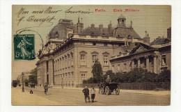 CP , 75 , PARIS , Ecole Militaire - Sonstige