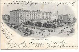 NICE - Hôtel Continental - Nizza